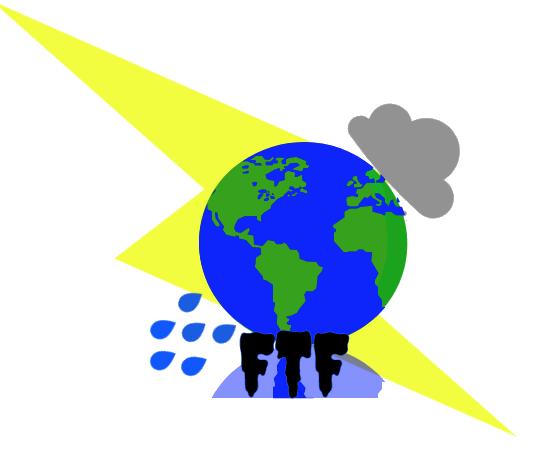 An earth.
