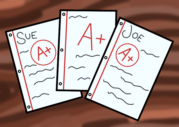 Grade inflation: an affliction of high schools across the nation