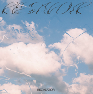 The cover of Resavoir's first single off the album, Escalator. The song was released in January 2019.