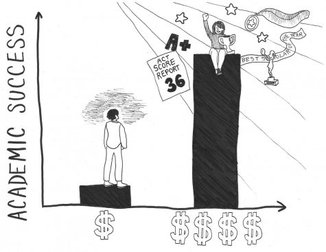 How wealth impacts academic success