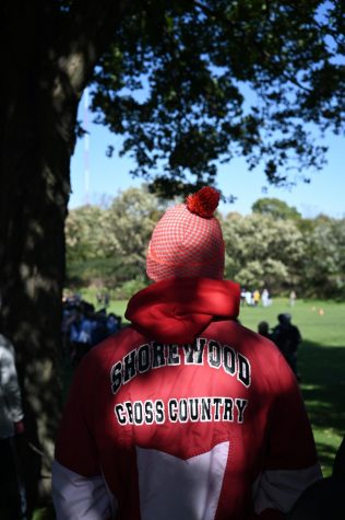 Senior commits to running cross country in college
