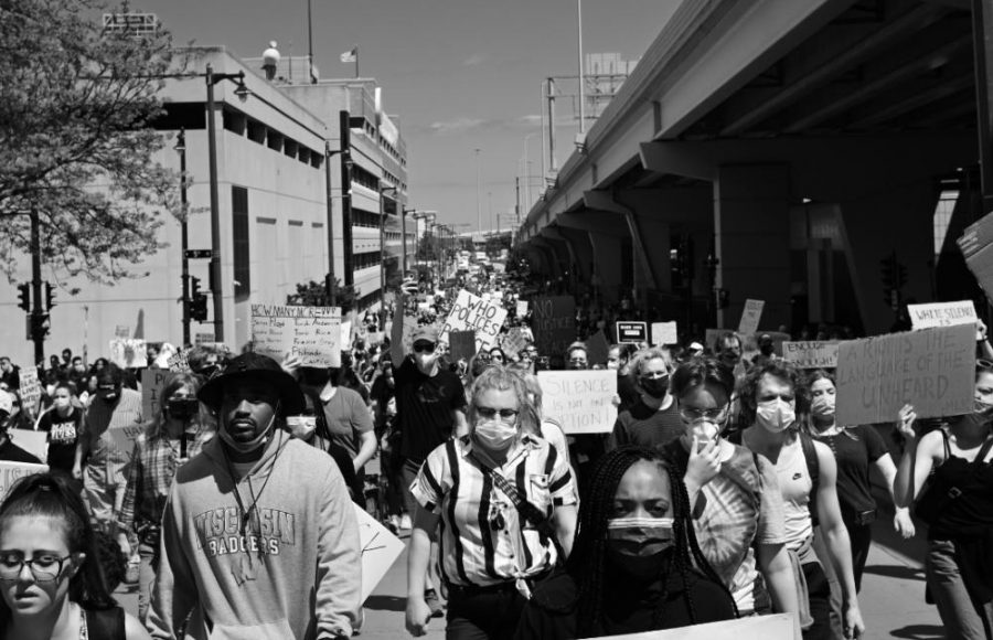 Students fight for racial justice