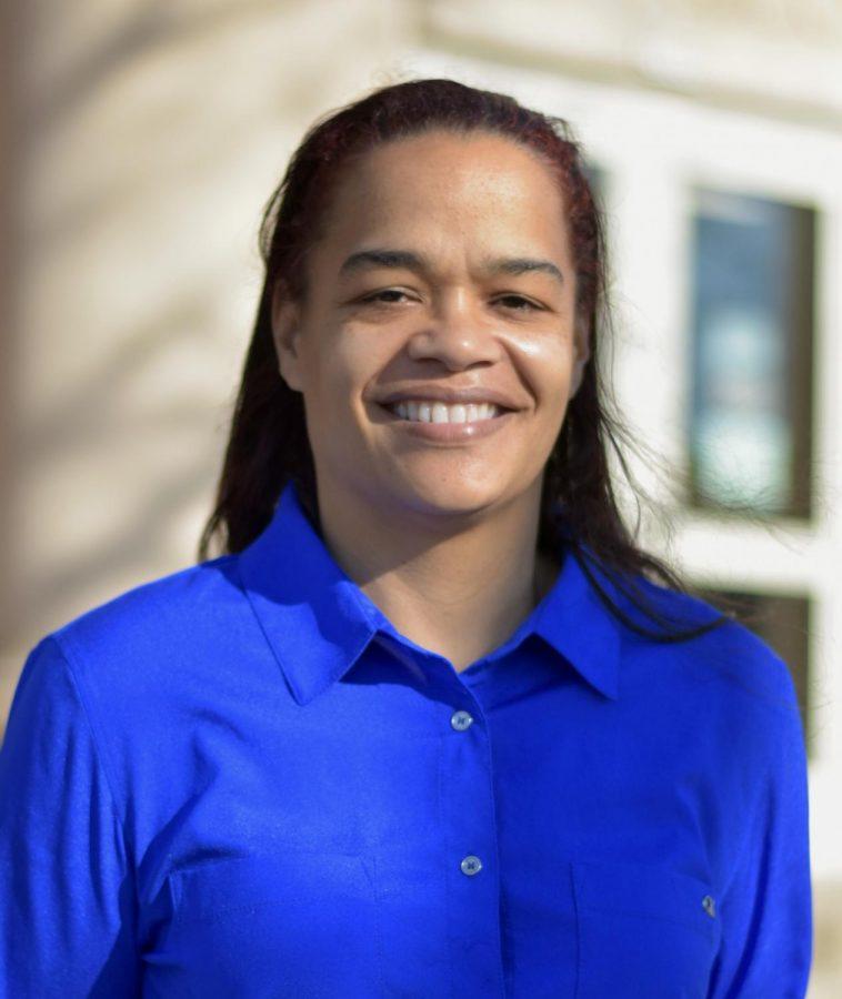 Shari Tucker, Director for Equity