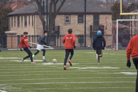 Boys soccer looks to continue momentum