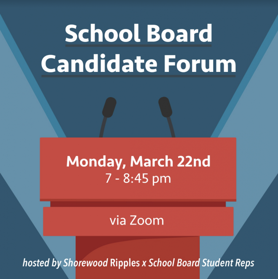 Zoom link to school board candidate forum