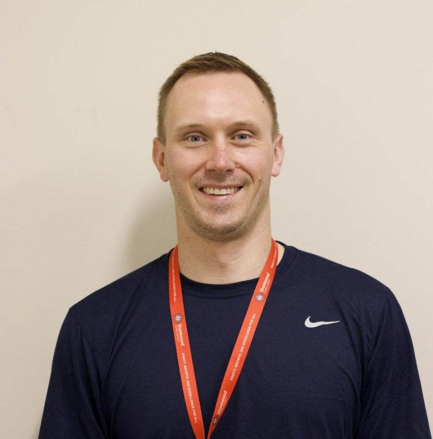 Joe Patek, assistant principal, has announced that he is leaving his position at Shorewood to be principal at Nicolet High School
